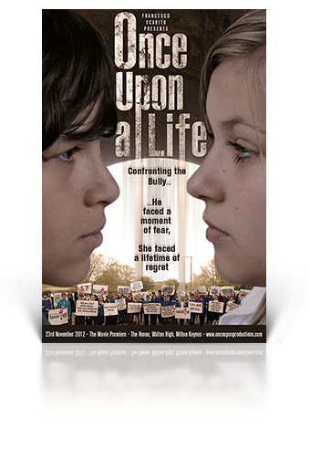 """Once Upon a Life"" bully frank scarito bullying movie premiere"